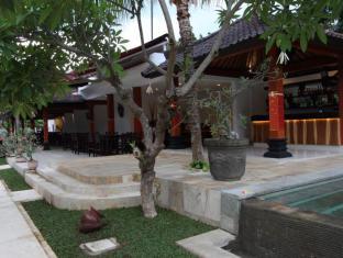 Hotel Melamun Μπαλί - Περιβάλλων χώρος