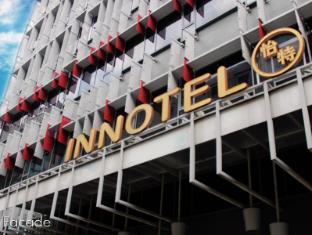 Innotel Singapore - Faccade