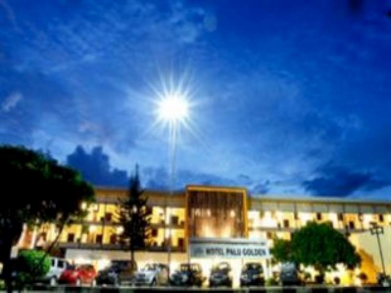 palu rama garden hotel in indonesia asia