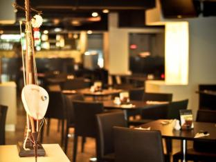 My hotel CMYK @ Ratchada Bangkok - Cafetería