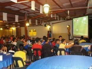 Langkapuri Inn Langkawi - Cafe