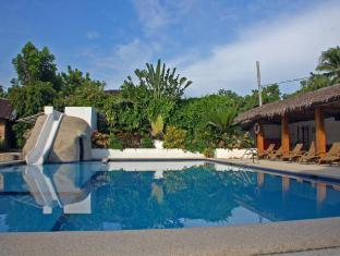 Marcosas Cottages Resort Moalboal - Piscine