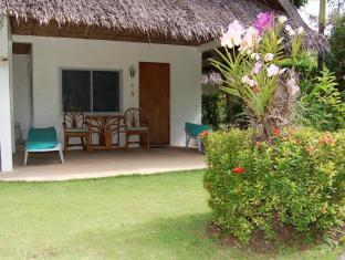 Marcosas Cottages Resort Moalboal - Balkon/Teras