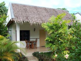 Marcosas Cottages Resort Moalboal - Balcon/Terrasse