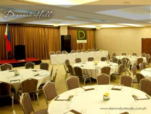 Diamond Suites & Residences Город Себу - Комната для переговоров