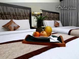 Diamond Suites & Residences Город Себу - Номер