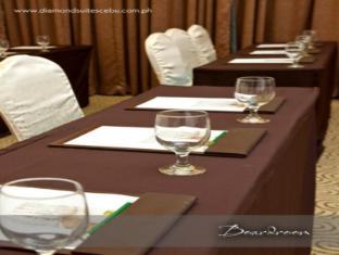 ไดมอนด์ สวีท แอนด์ เรสซิเดนซ์ เซบู ซิตี้ - ห้องประชุม