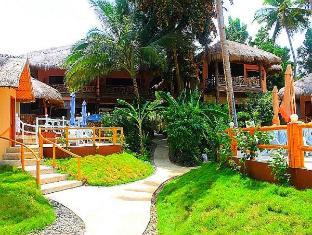 Kayla'a Beach Resort Dimiao - Bahçe