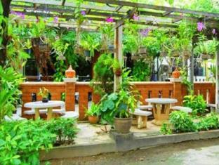 蘭那泰式旅館 清邁 - 花園