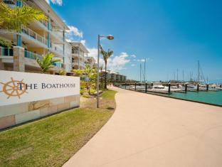 Mantra Boathouse Apartments Isole Whitsunday - Ingresso
