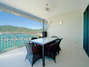 Mantra Boathouse Apartments Otočje Whitsunday  - Gostinjska soba