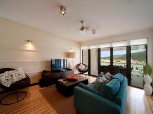 Mantra Boathouse Apartments Îles Whitsunday - Chambre
