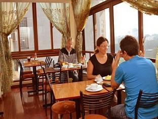 Golden Sun Lakeview Hotel Hanoi - Restoran