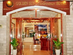 Golden Sun Lakeview Hotel Hanoi - Intrare