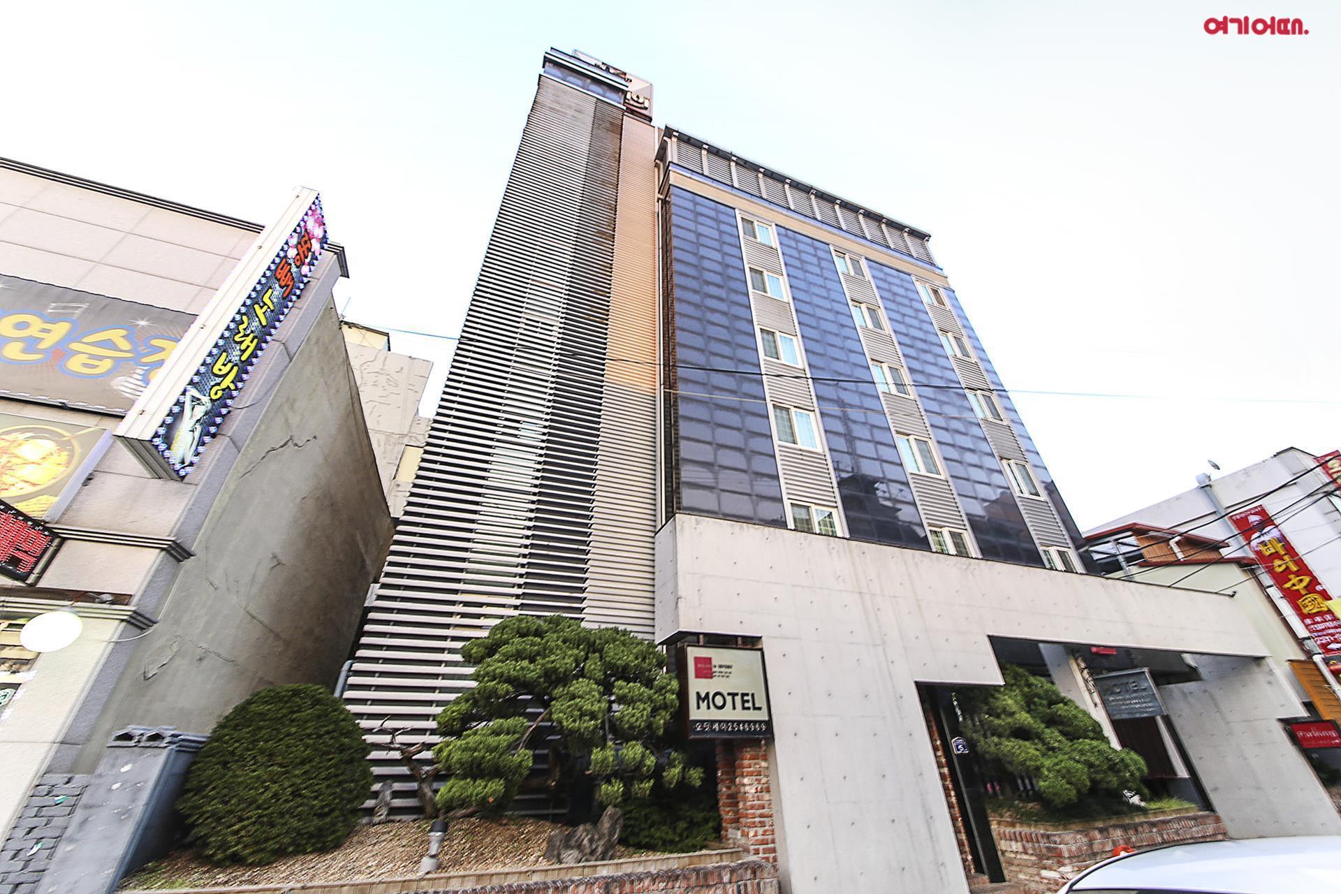 Odyssey Motel Cheongju