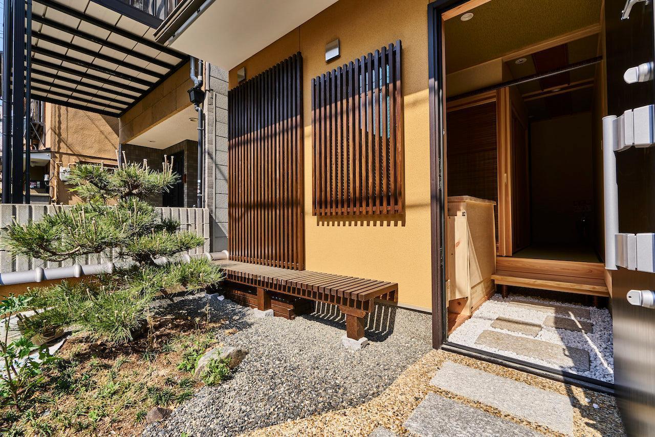 Kyoto Stay SAKURA Nijo Castle West 1