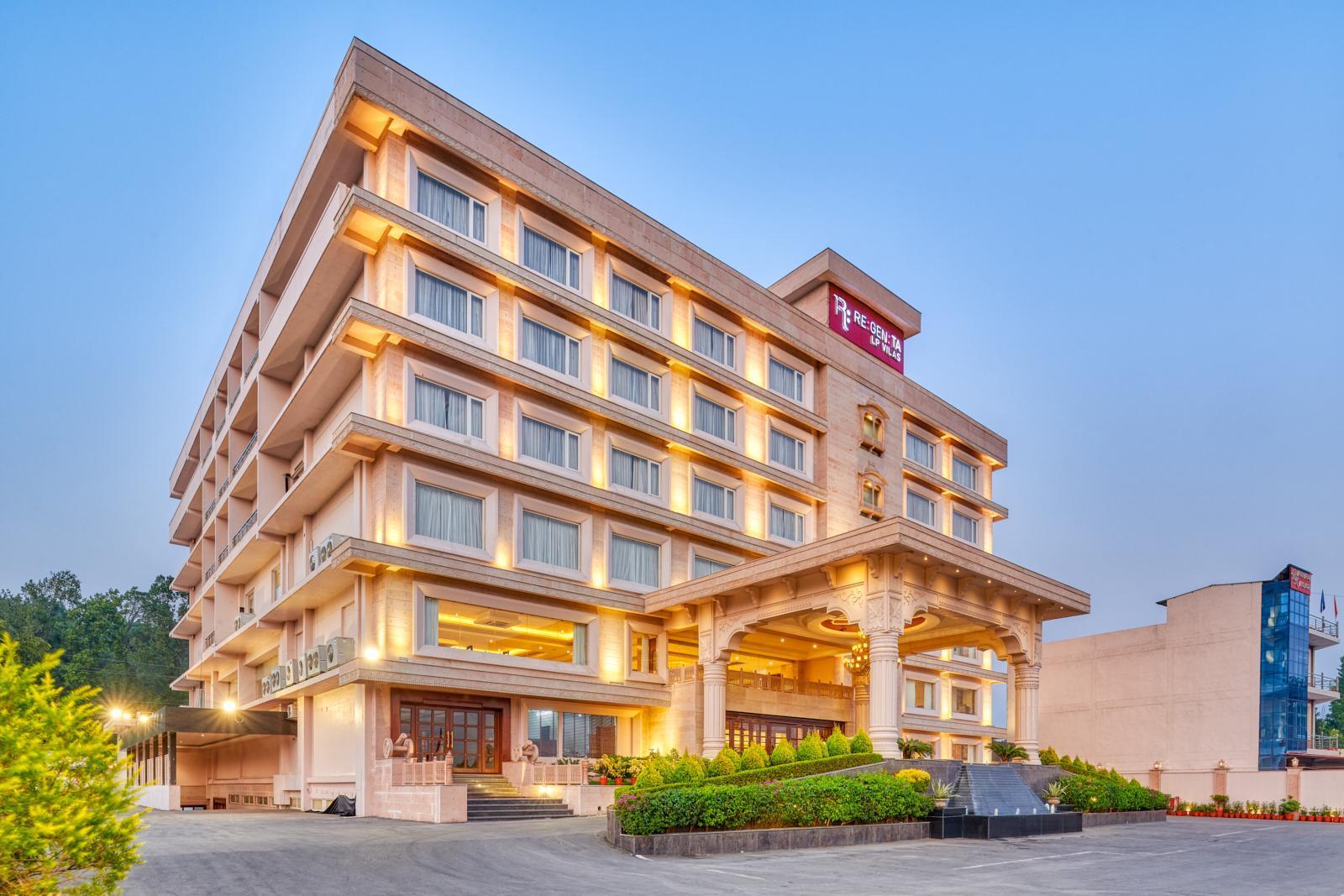 Regenta LP Vilas Dehradun By Royal Orchid Group Hotels