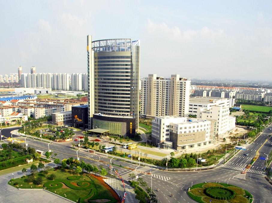 Zhonggu International Hotel Taicang