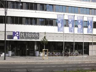 H2 Hotel Berlin Alexanderplatz Berlín - Exteriér hotelu