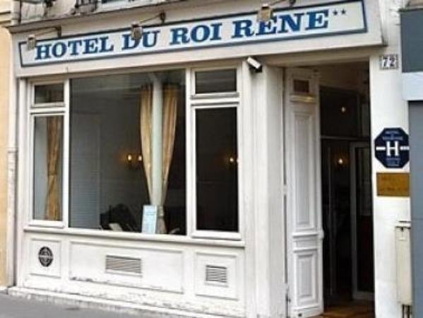 Hotel du Roi Rene Paris