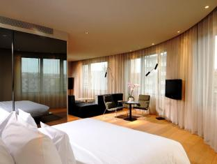 Sana Berlin Hotel Berliini - Hotellihuone