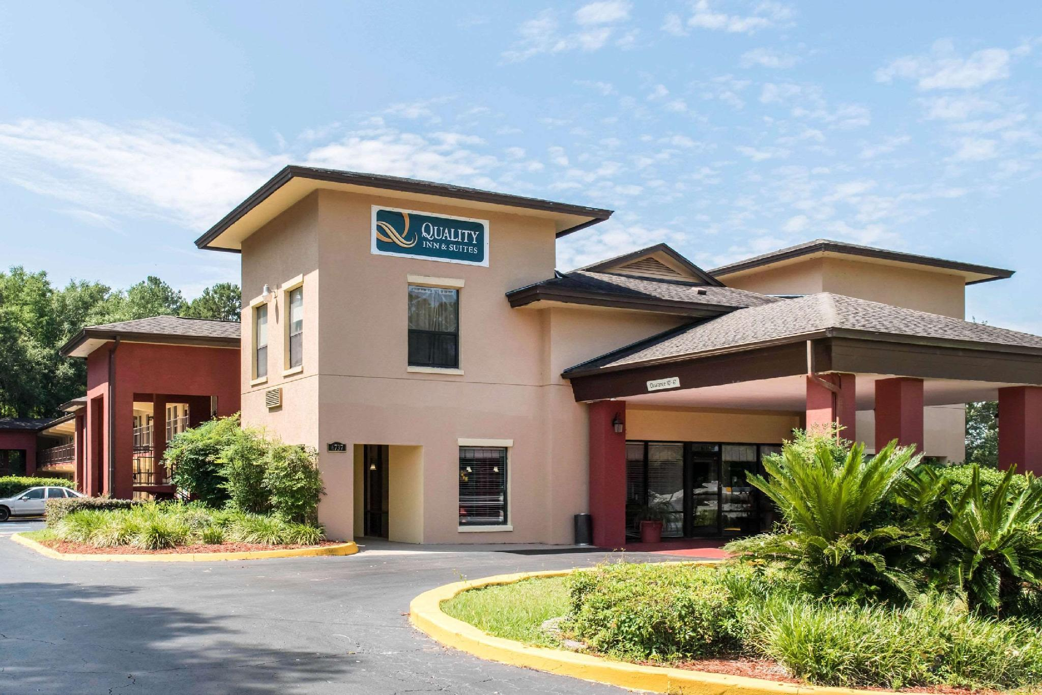 Quality Inn And Suites Tallahassee East I 10