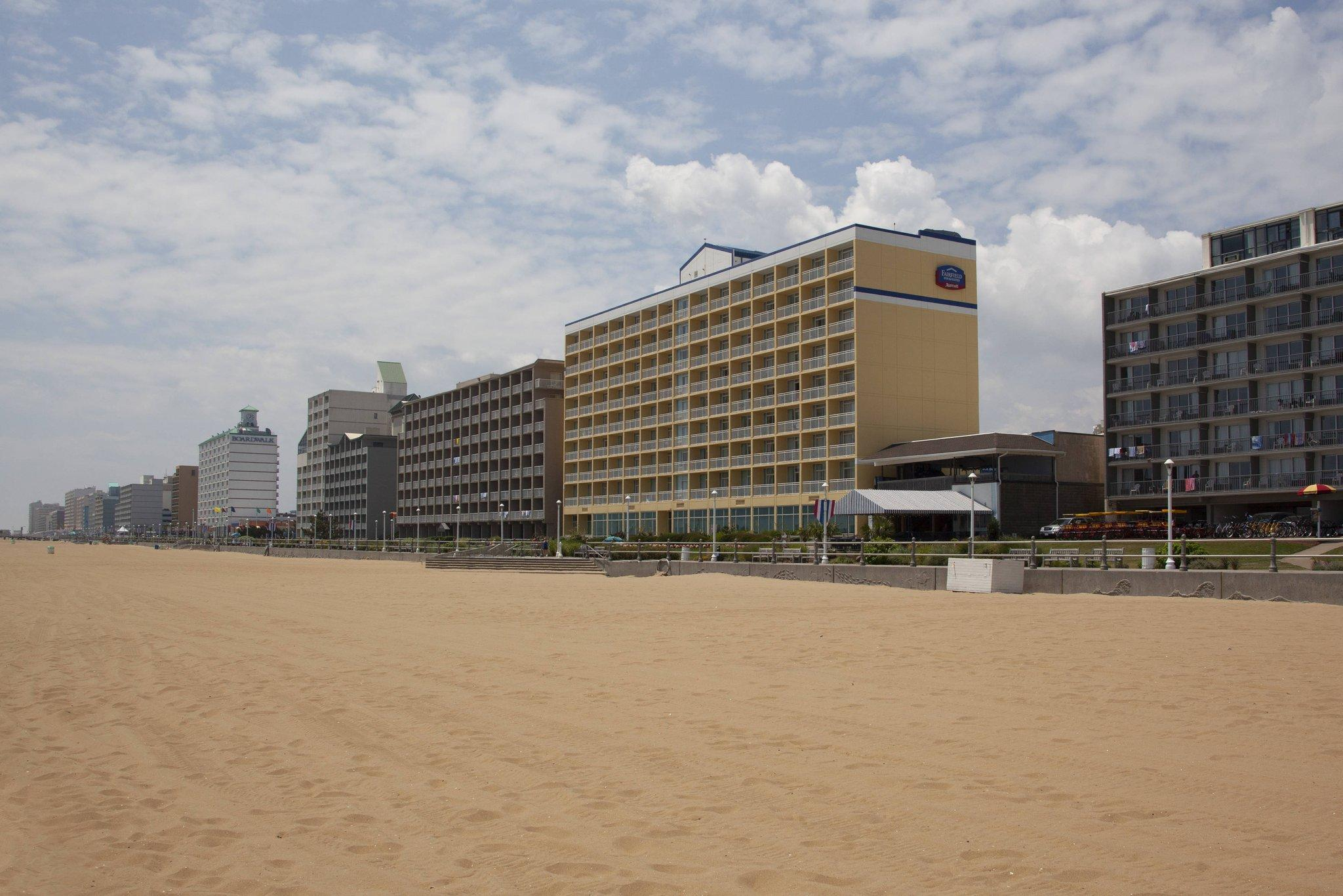 Fairfield Inn And Suites Virginia Beach Oceanfront