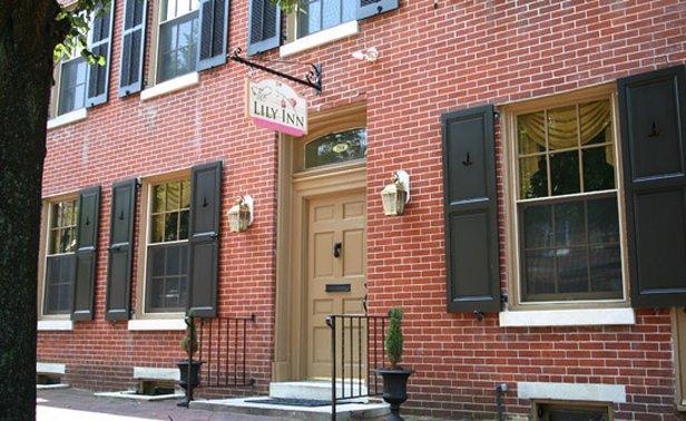 The Lily Inn   Burlington