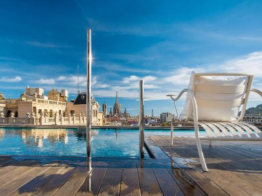 Ohla Barcelona Hotel