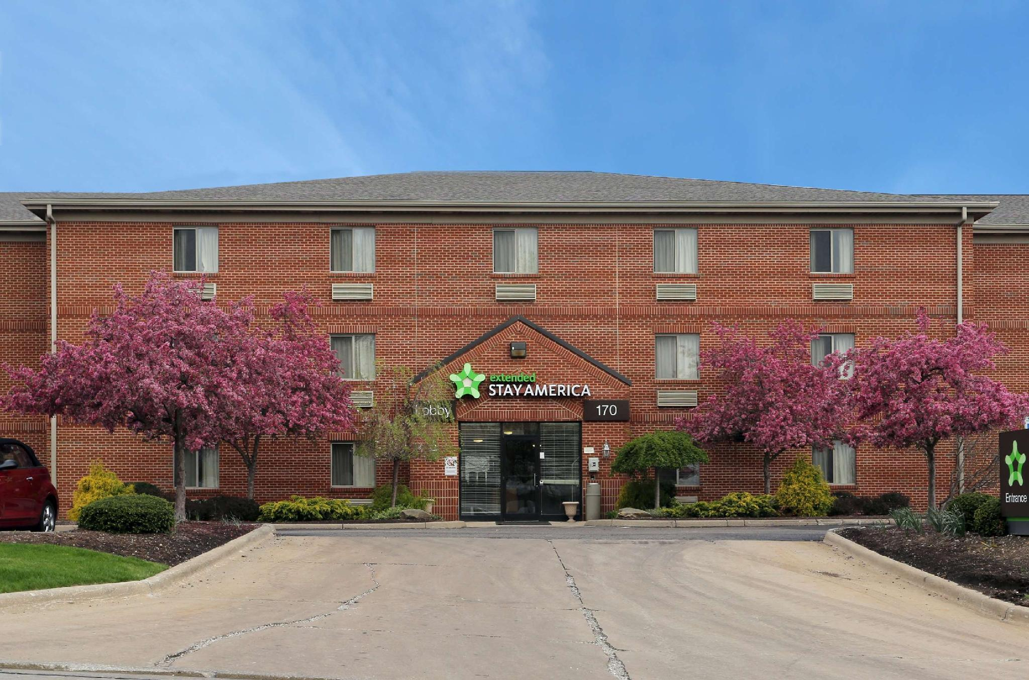 Extended Stay America   Akron   Copley   West