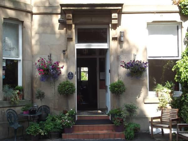 Albyn Town House Bed & Breakfast Edinburgh