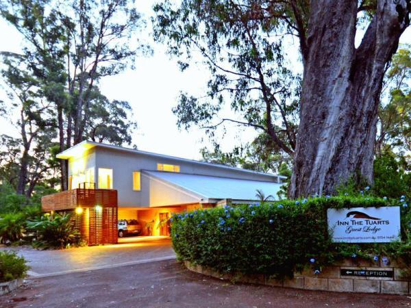 Inn the Tuarts Guest Lodge Adult Retreat Busselton Margaret River Wine Region