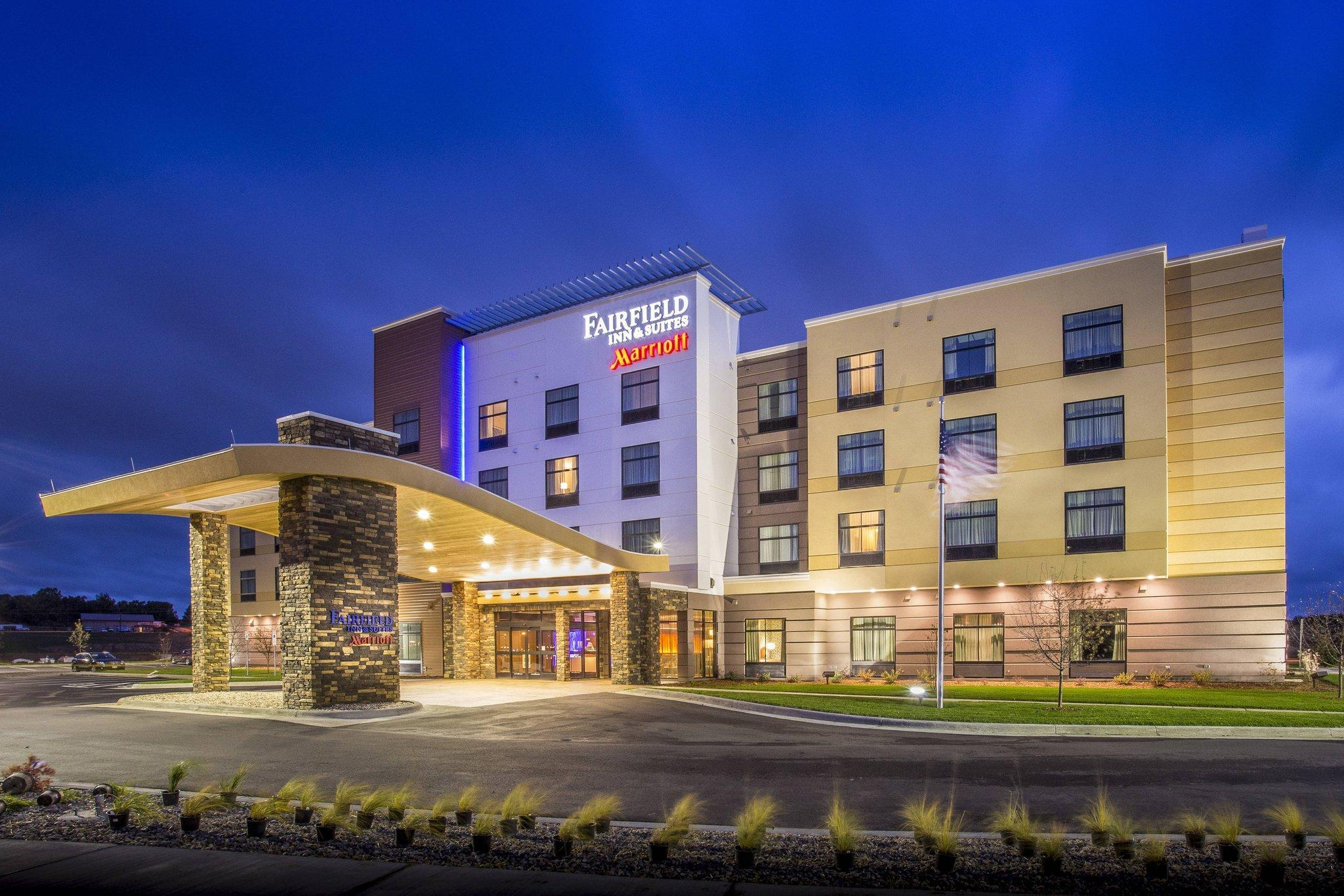 Fairfield Inn And Suites Sioux Falls Airport
