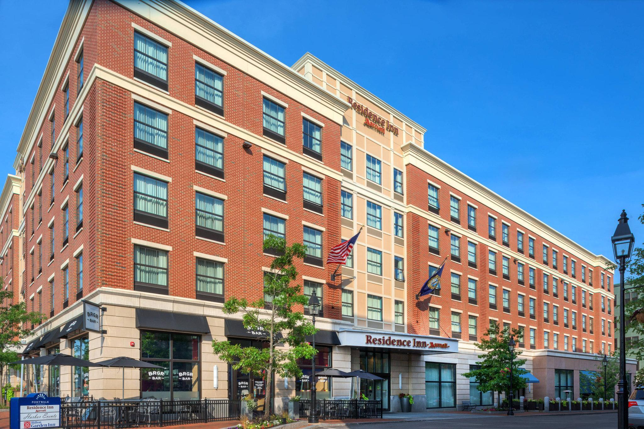 Residence Inn Portsmouth Downtown Waterfront