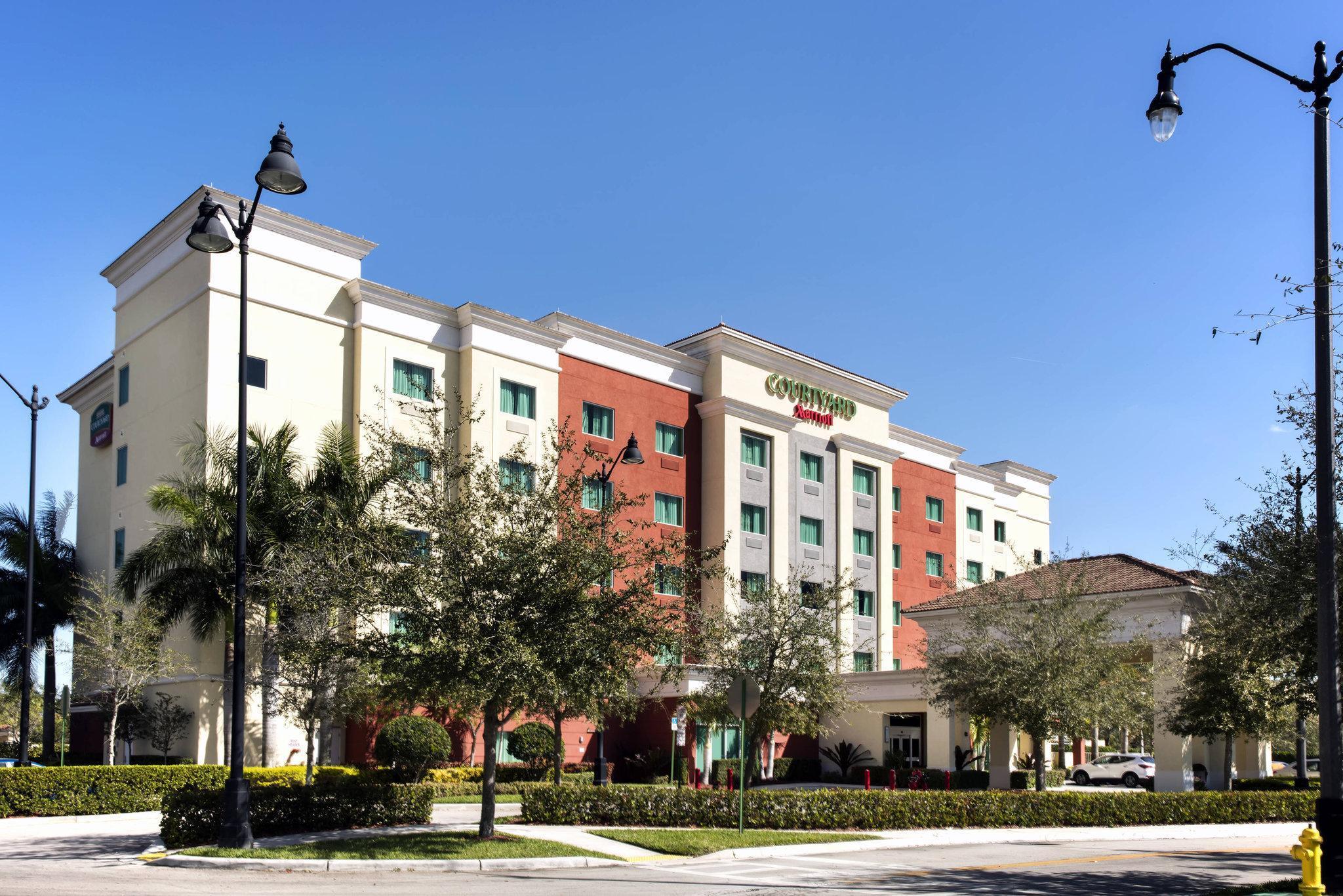 Courtyard Miami Homestead