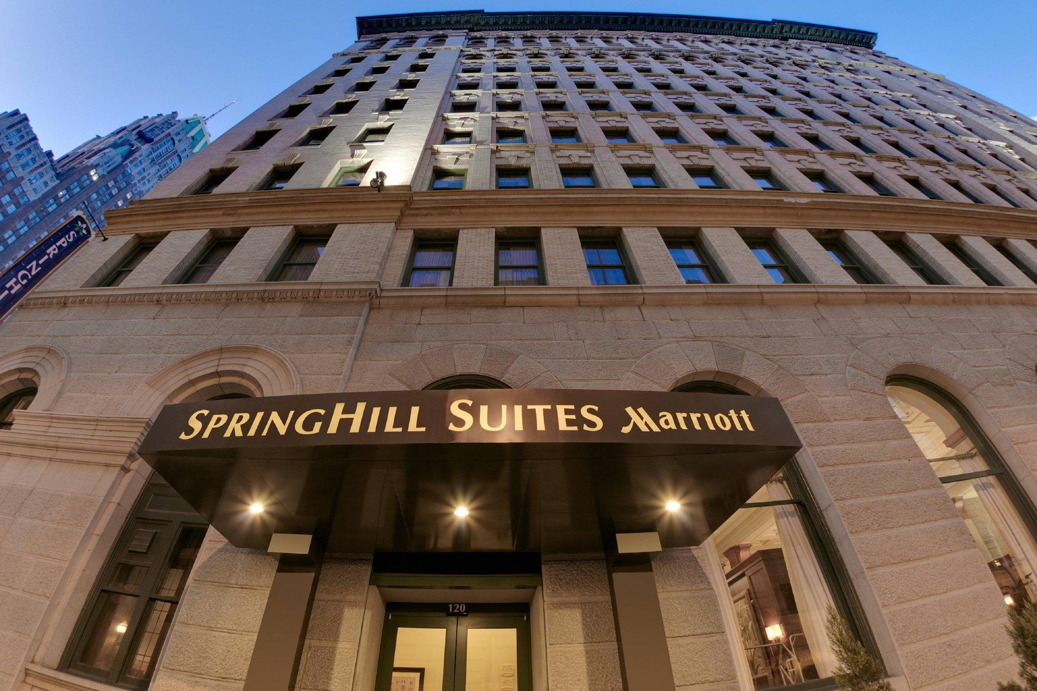 SpringHill Suites Baltimore Downtown Inner Harbor