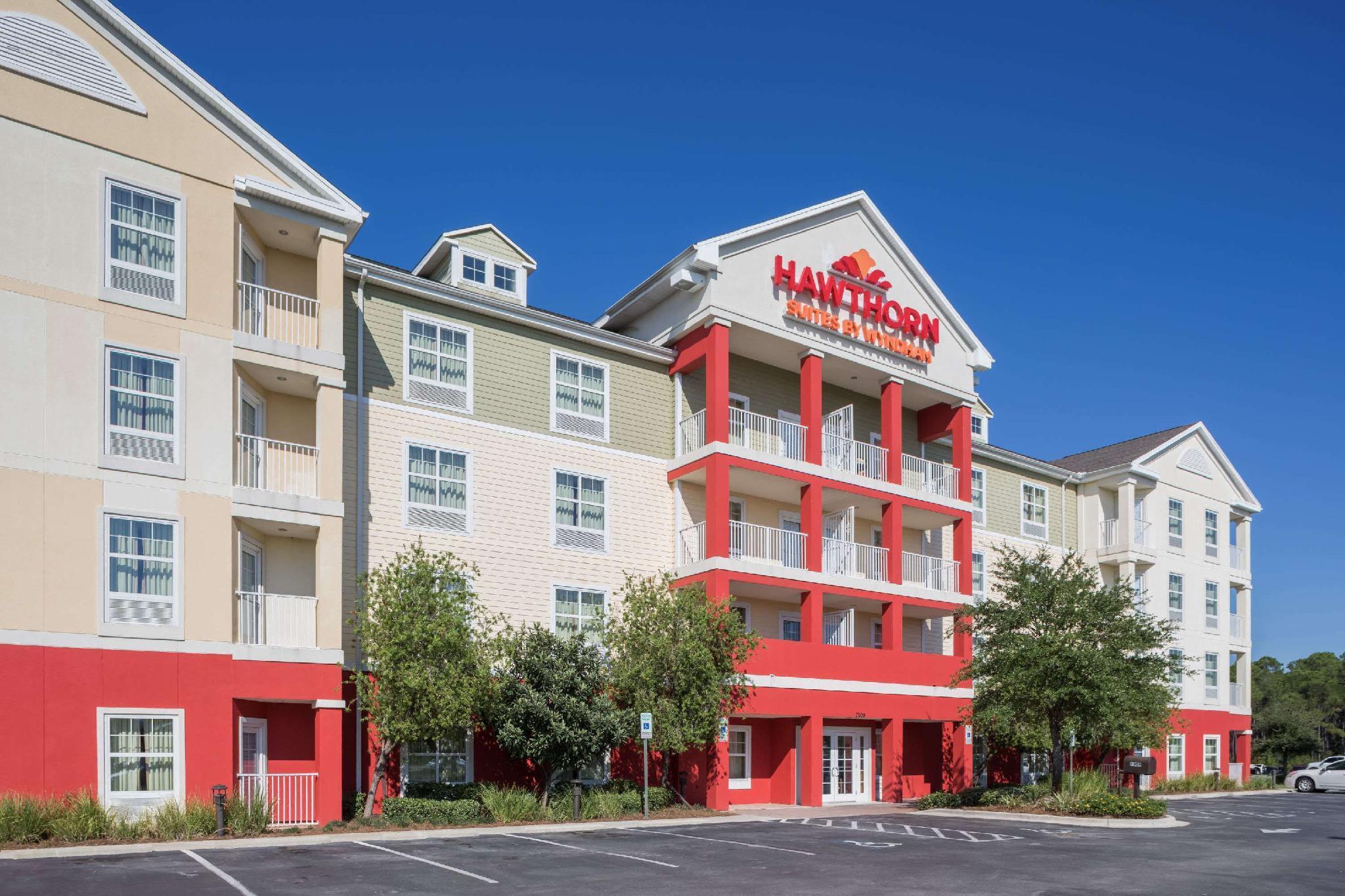 Hawthorn Suites By Wyndham Panama City Beach FL