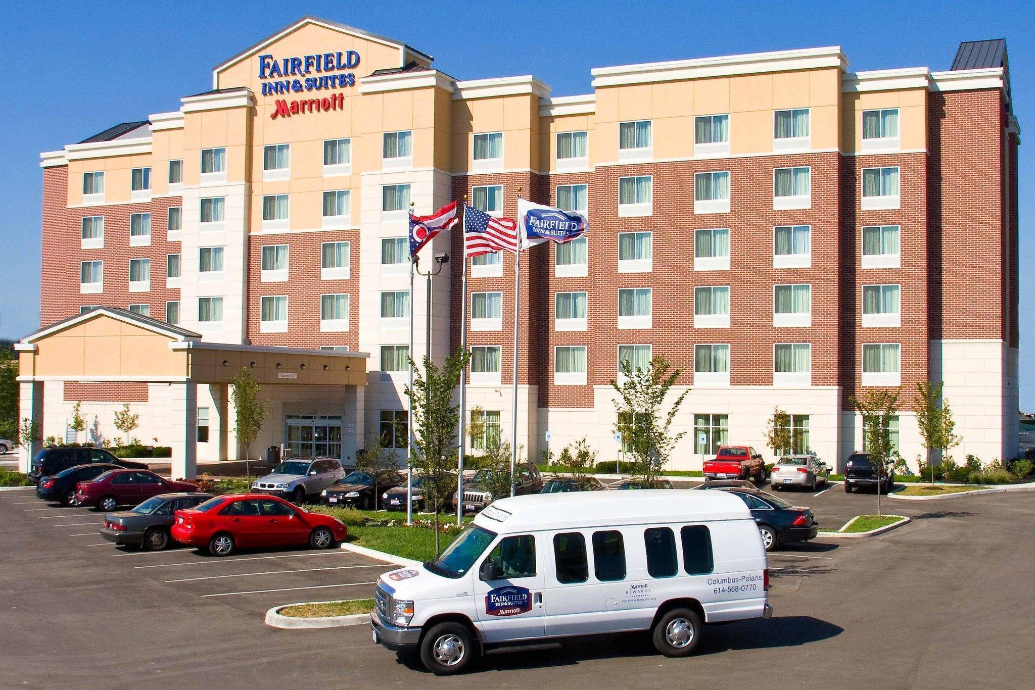 Fairfield Inn And Suites Columbus Polaris