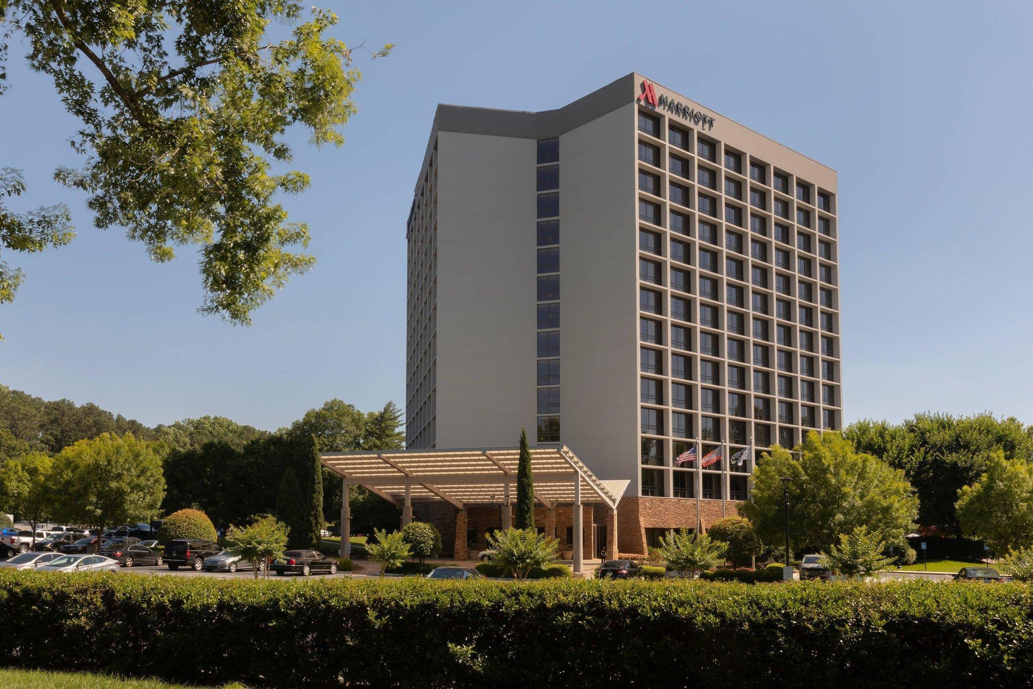 Atlanta Marriott Century Center Emory Area
