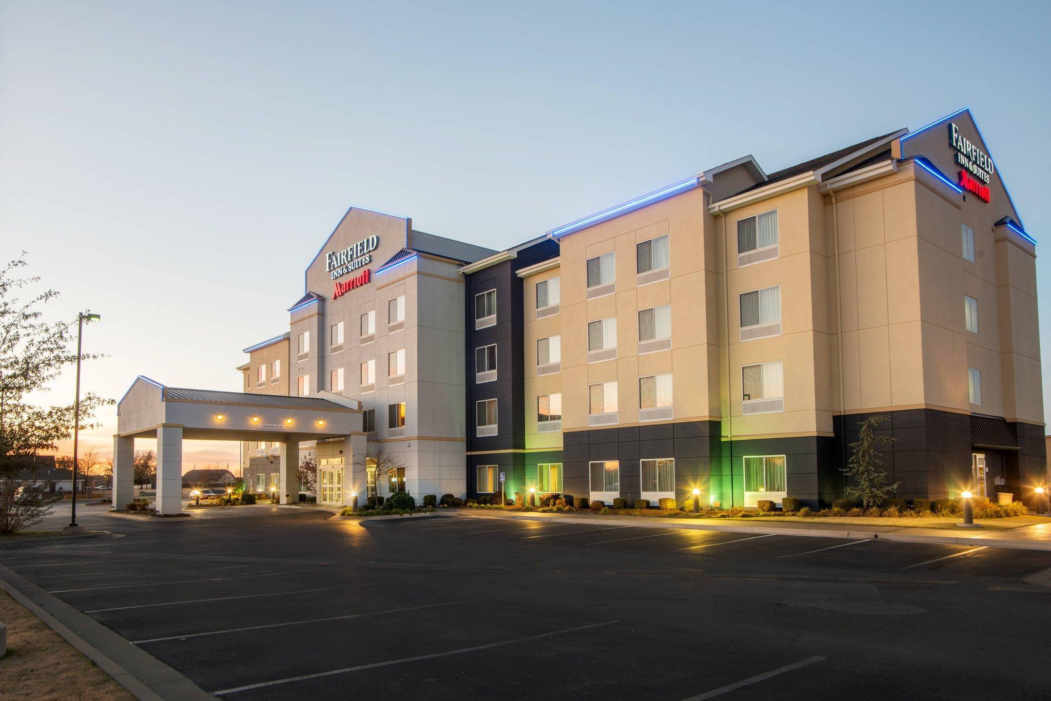Fairfield Inn And Suites Muskogee