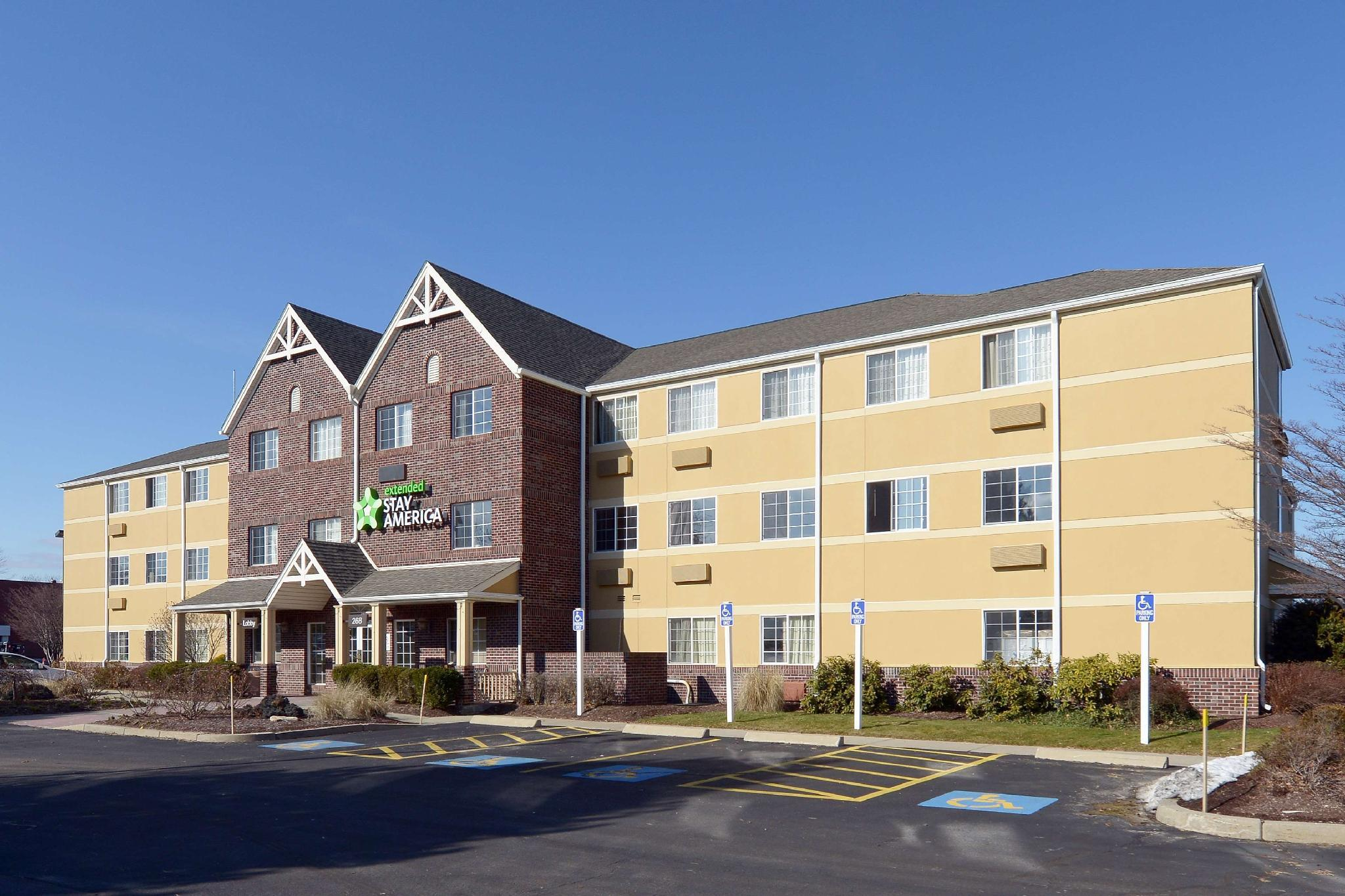 Extended Stay America Providence Airport