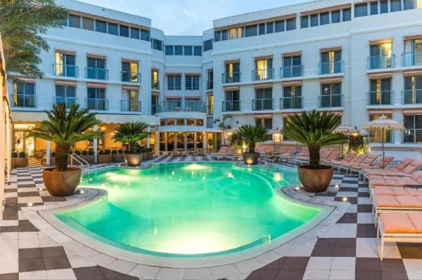 The Plymouth South Beach Miami Beach