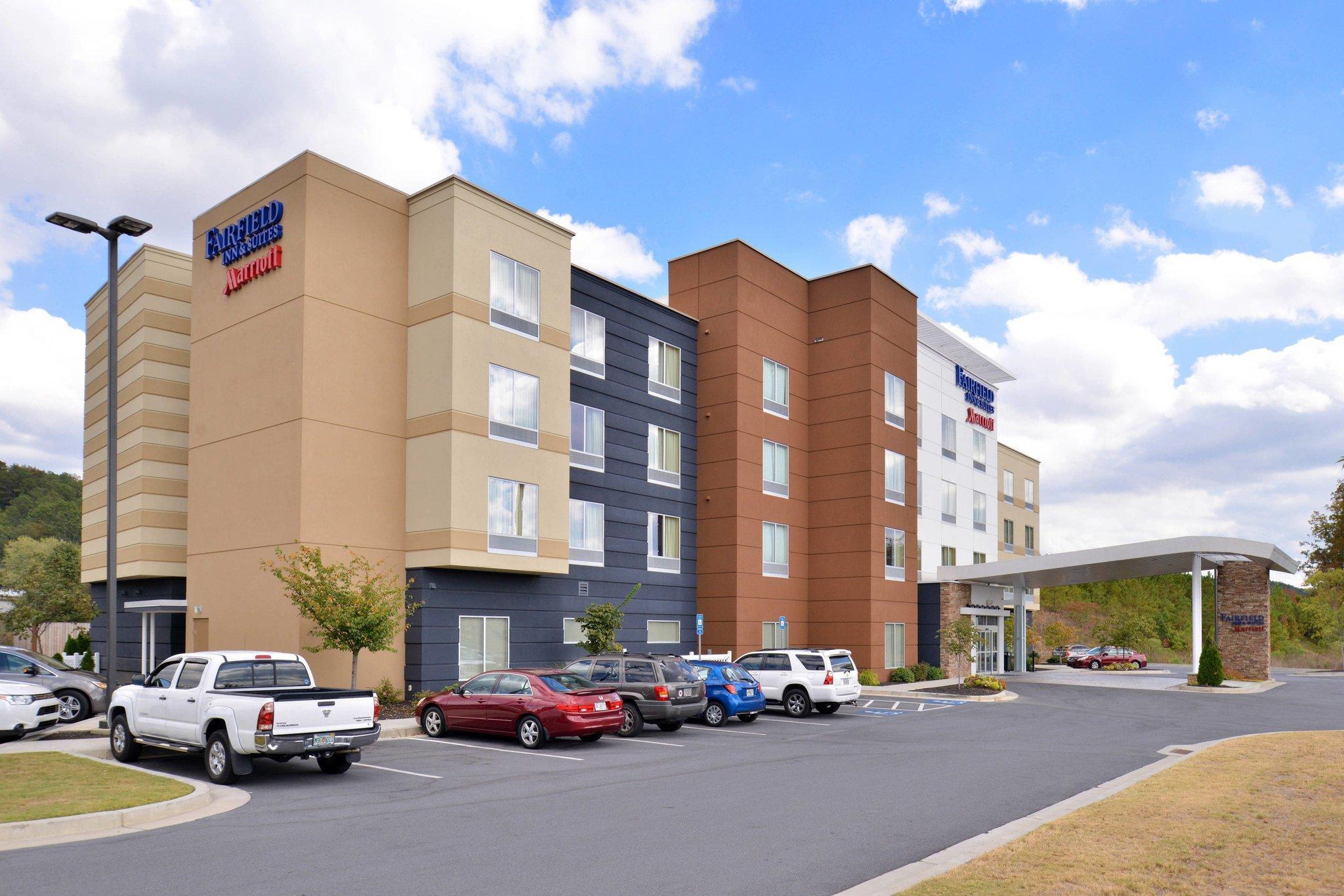 Fairfield Inn And Suites Calhoun