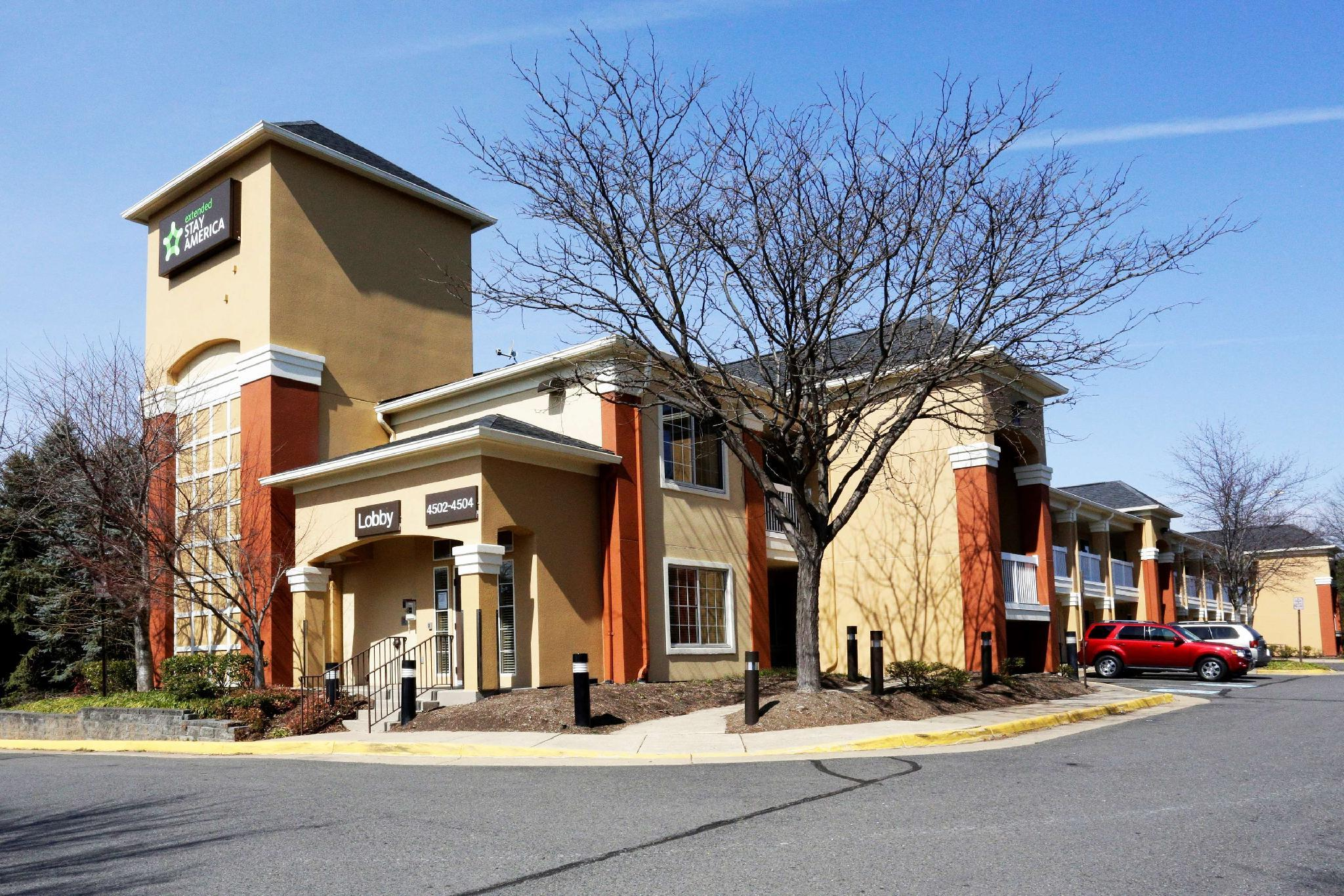 Extended Stay America Washington D.C.   Chantilly   Airport
