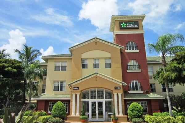 Extended Stay America Cypress Creek Park North Fort Lauderdale
