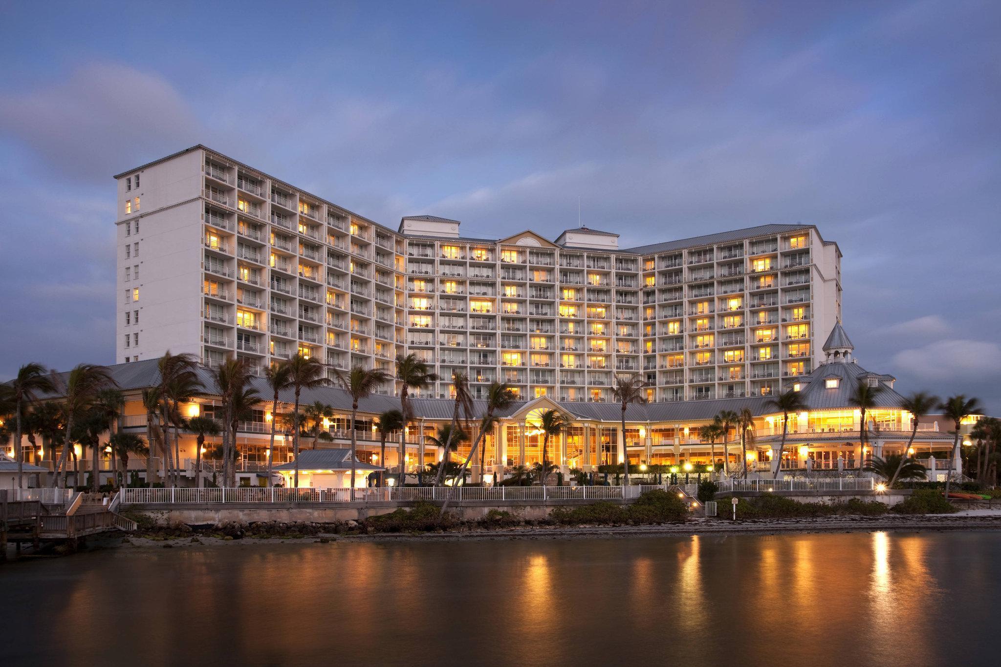 Marriott Sanibel Harbour Resort And Spa