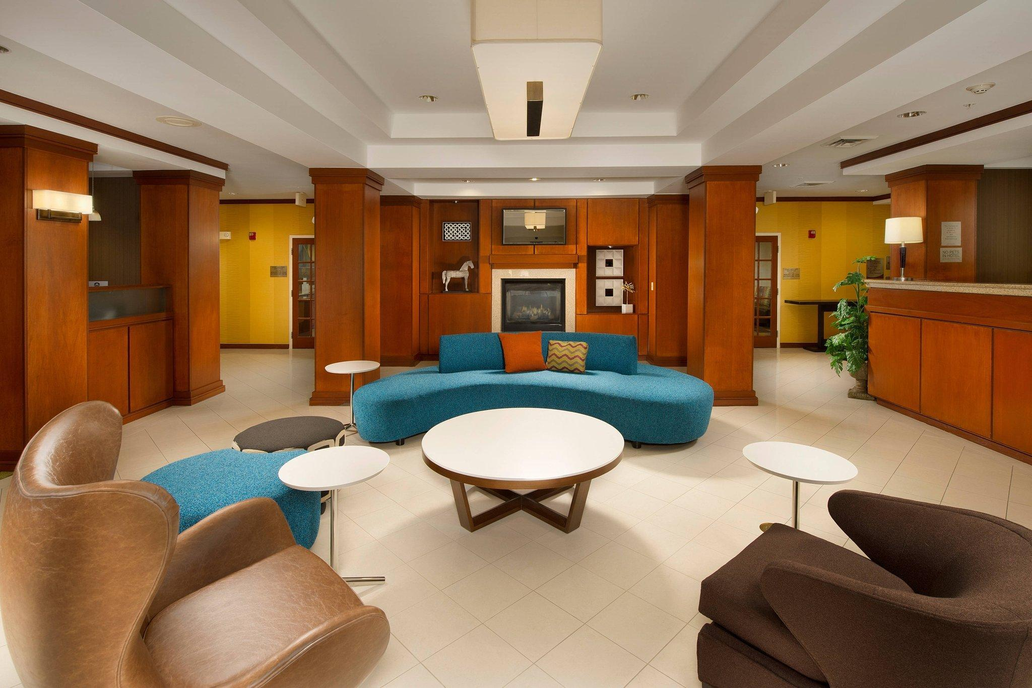 Fairfield Inn And Suites Waco North