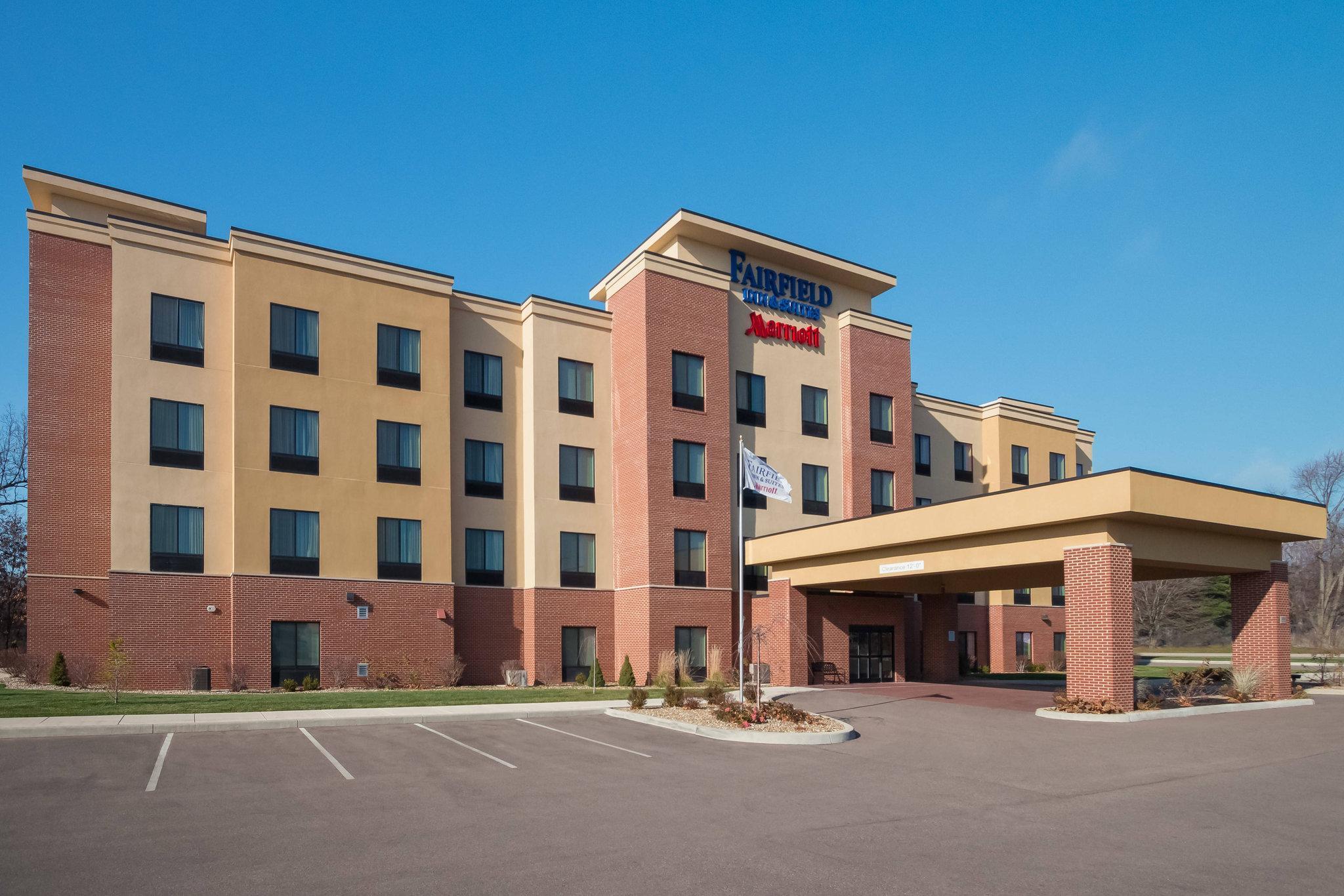 Fairfield Inn And Suites Elkhart
