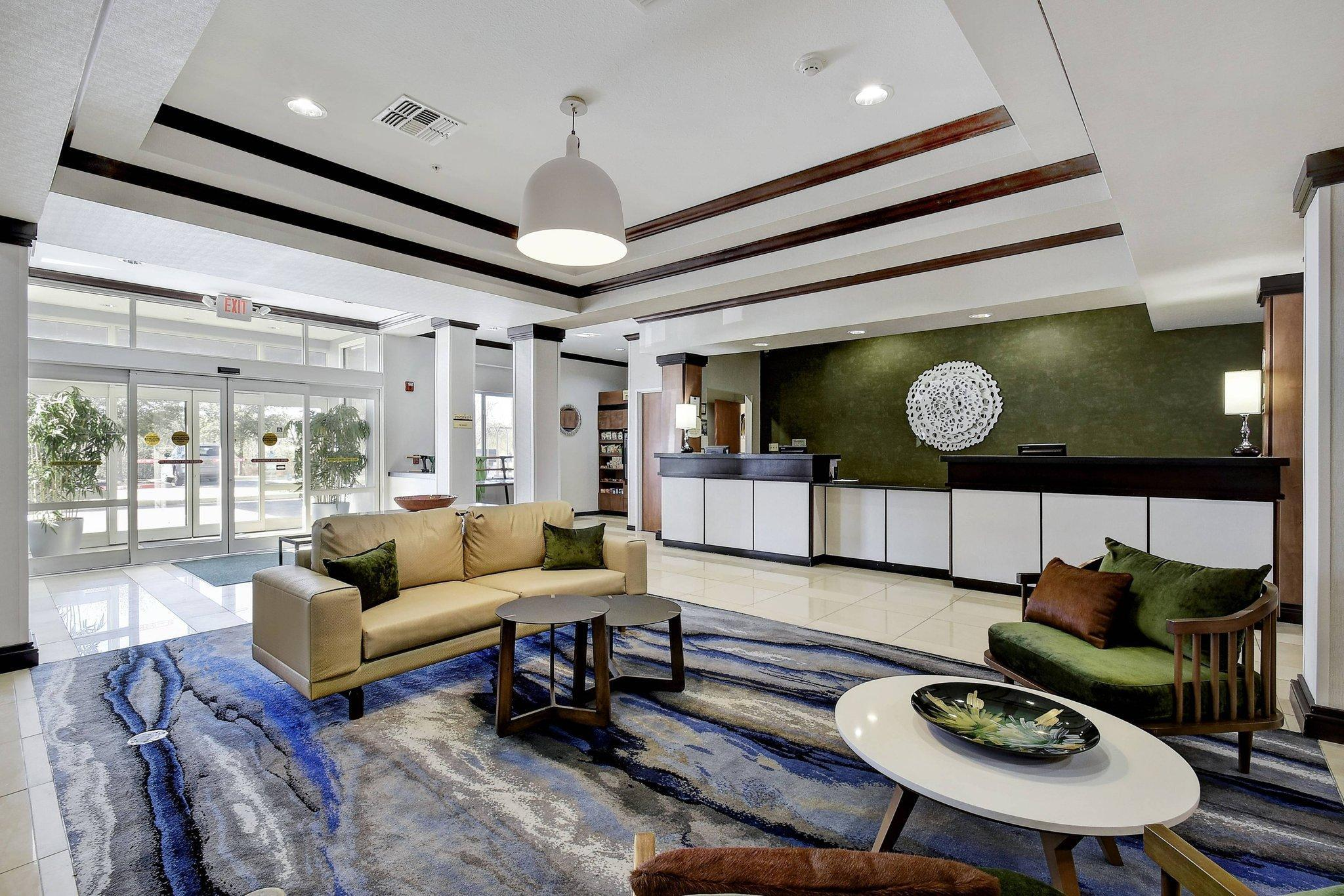 Fairfield Inn And Suites San Antonio Boerne