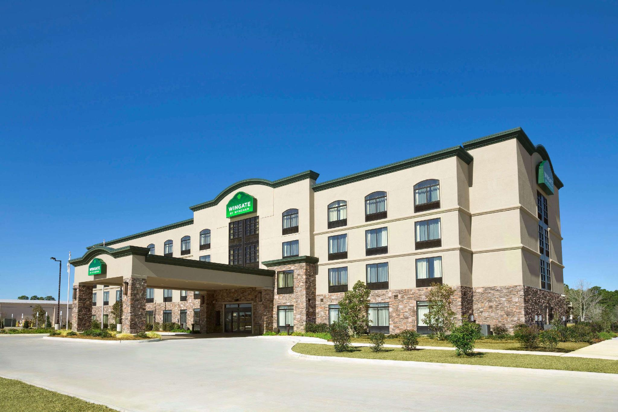 Wingate By Wyndham Slidell New Orleans East Area